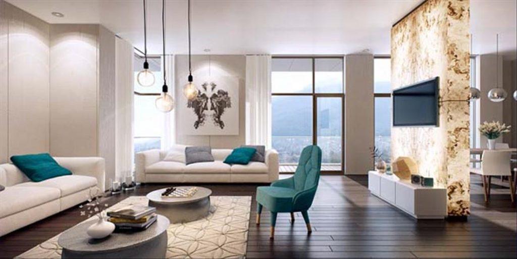 Công ty thiết kế nội thất có ý tưởng như thế nào