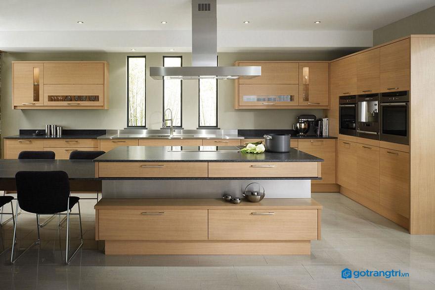 Loại tủ bếp nào là tốt nhất?