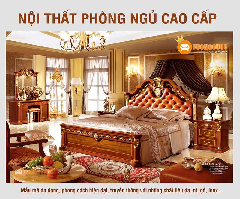 Nên mua tab đầu giường hiện đại cho phòng hẹp tại đâu chất lượng