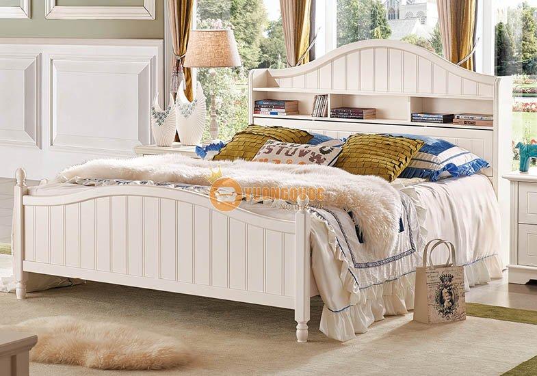 giường ngủ gỗ công nghiệp ở đâu tốt nhất