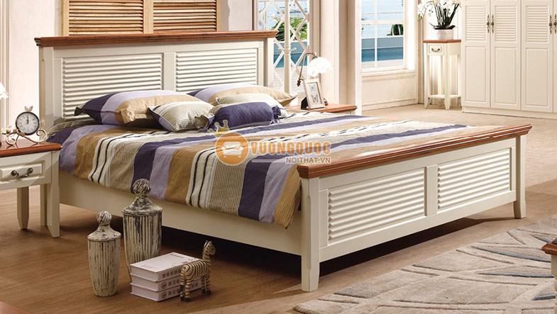 Địa chỉ bán giường gỗ công nghiệp