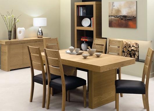 Chọn bàn ăn gỗ công nghiệp giá rẻ không cẩn thận