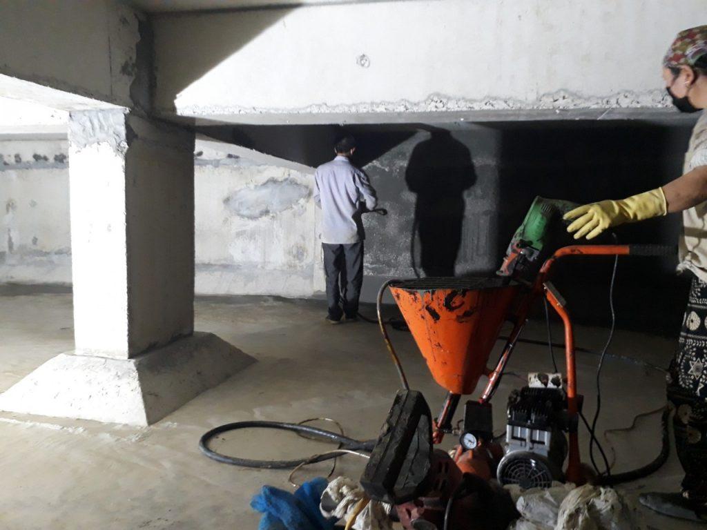 Nguyên tắc trong thi công chống thấm tầng hầm rất quan trọng