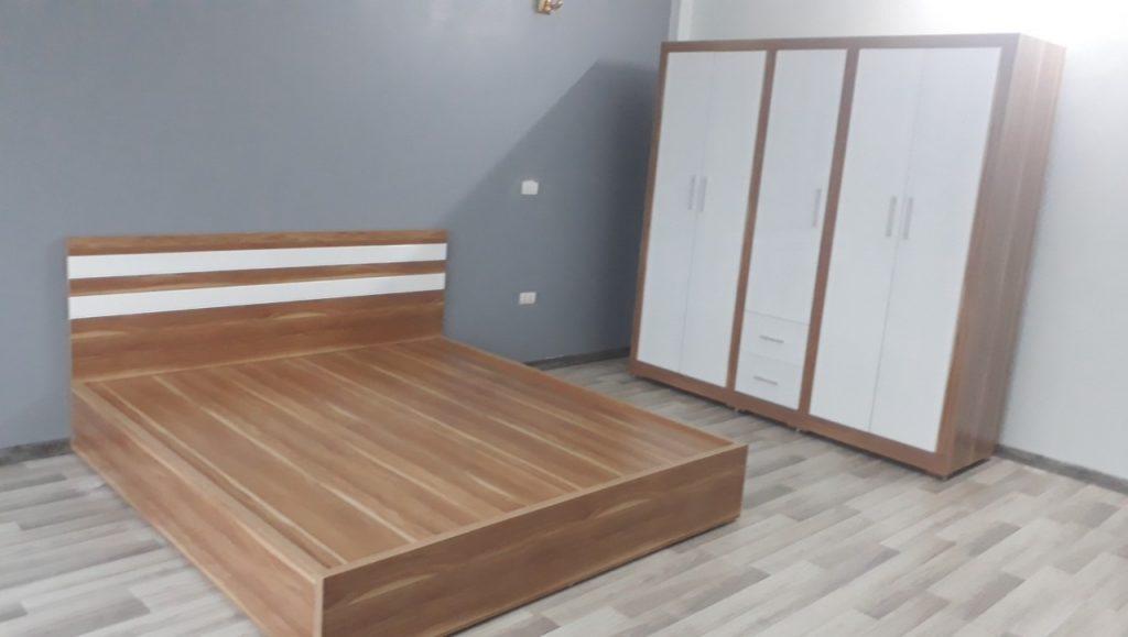 Nội thất gỗ công nghiệp giá rẻ cũng chiếm thị phần lớn