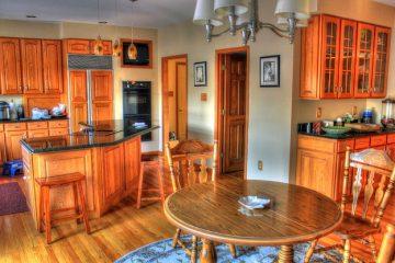 Chất liệu gỗ không thể thiếu trong không gian mỗi ngôi nhà