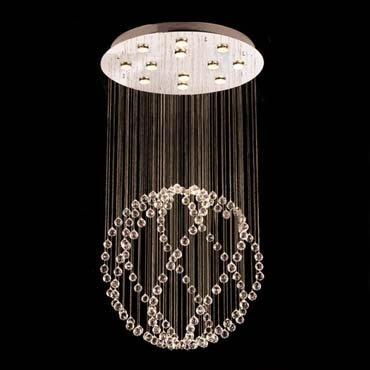 Đèn thả thông tầng thiết kế đa dạng