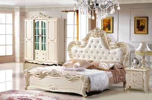 Tủ quần áo tân cổ điển - Điểm nhấn cho phòng ngủ
