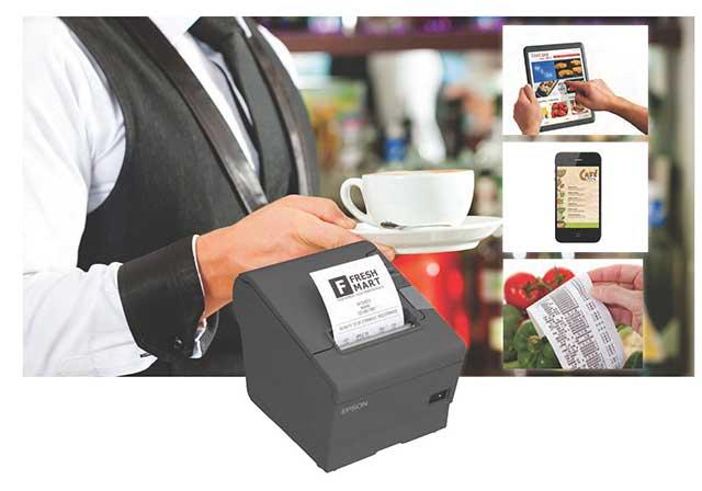 Bạn đã từng đi siêu thị và nhận được các hóa đơn từ máy in siêu thị?