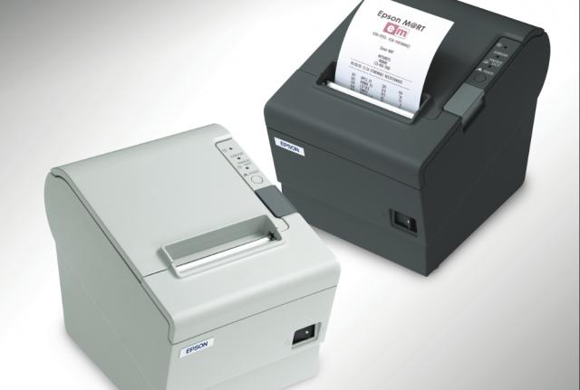 Máy in hóa đơn nhiệt in nhanh chóng, không cần sử dụng mực tiết kiệm chi phí