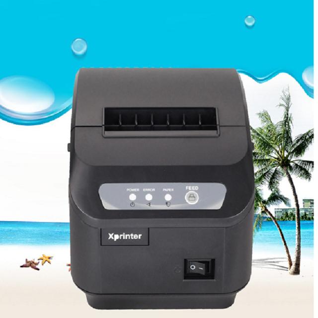 Máy in hóa đơn siêu thị giá rẻ hiệu Xprinter chiếm lĩnh thị trường máy in bill