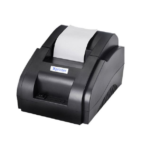 Máy in bill Xprinter XP-58ii máy in giá rẻ tốc độ in nhanh chóng
