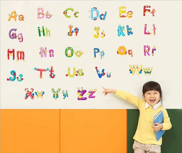 Nên tạo môi trường cho bé tiếp xúc thường xuyên để phát triển học tập tốt nhất