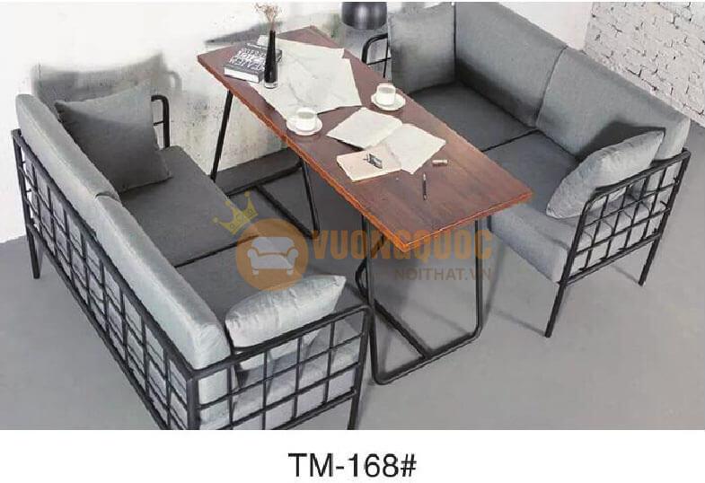 Thứ nhất: Bàn ghế quán café đạt tiêu chuẩn chất lượng cao